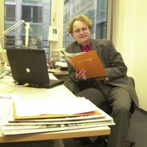 Dirk Augele, Redaktionsleiter berlin1.de