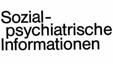 Logo Sozialpsychiatrische Informationen